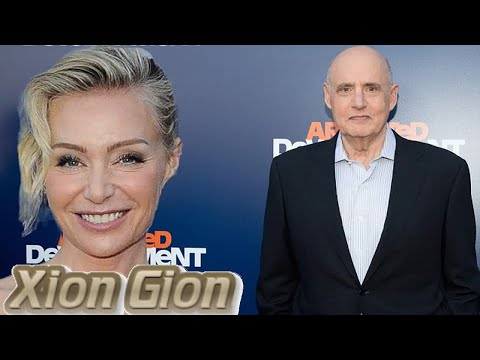 Portia de Rossi joins Jeffrey Tambor at Arrested Development premiere