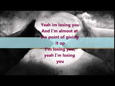 Vanic x Aquilo Losing you Lyrics