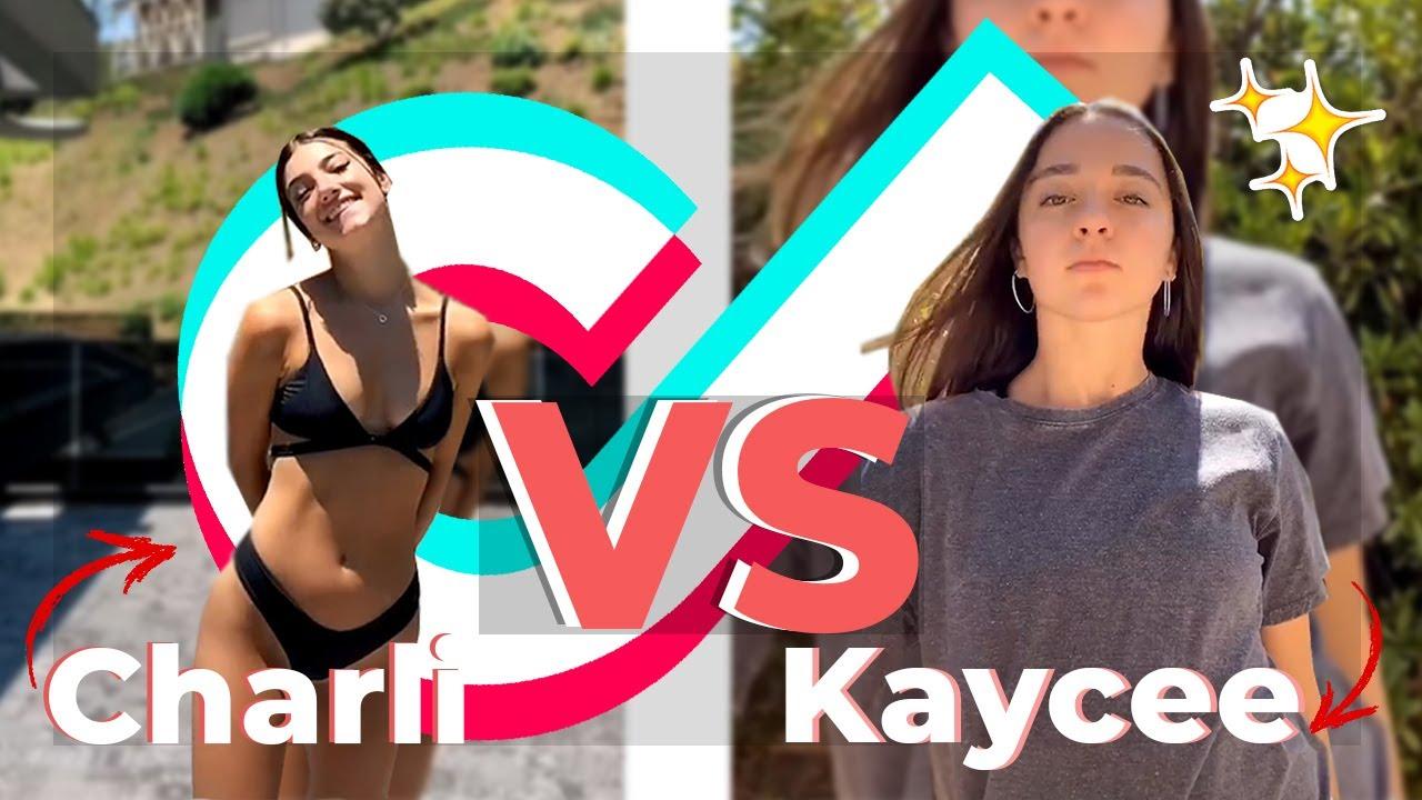 Download Charli D'amelio Vs Kaycee Rice | TikTok Compilation 2020 | PerfectTiktok HD