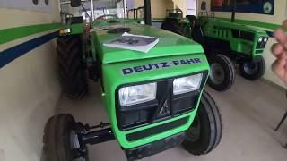 DEUTZ FAHR AGROMAXX 55 TRACTOR FULL FEATURE & SPECIFICATION