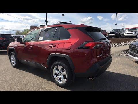 2019 Toyota RAV4 Hybrid Sayre, PA, Binghamton, Ithaca, NY, Scranton, PA, Endicott, NY TT08568