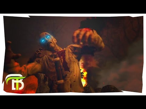 CALL OF DUTY BLACK OPS ZOMBIES ASCENSION HIGH LEVEL GAMEPLAY