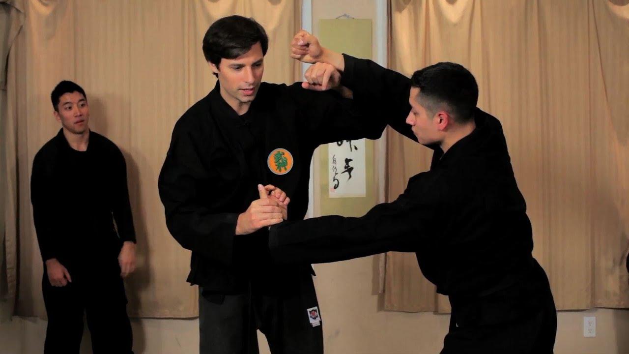 Ninjutsu Vs Karate Ninjutsu Lessons Youtube