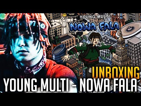 YOUNG MULTI - NOWA FALA unboxing + moja opinia