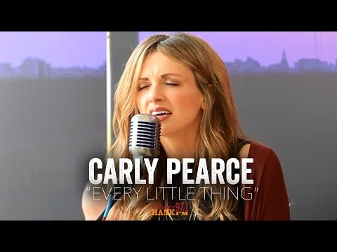 Every Little Thing - Carly Pearce Acoustic