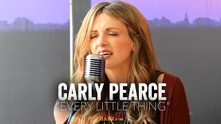 We are so glad Carly Pearce could stop by our Back Porch Live prese...