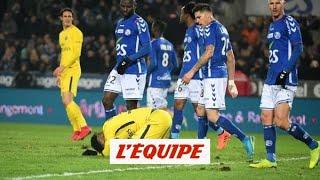 Le jour où le PSG chuta à Strasbourg - Foot - L1