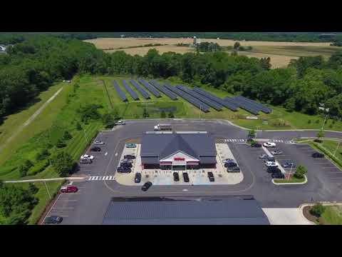 SolareAmerica - Wawa Pemberton, NJ (solar ground array)