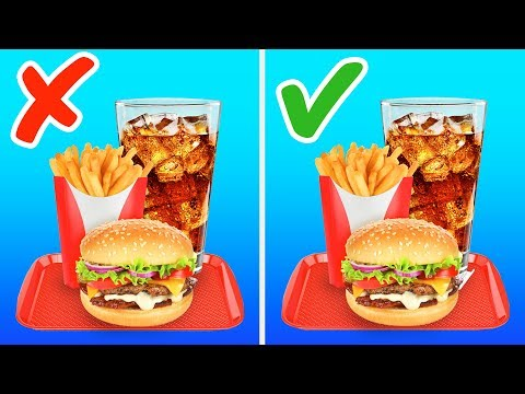 14 Tricks That Will Help You Enjoy Fast Food More