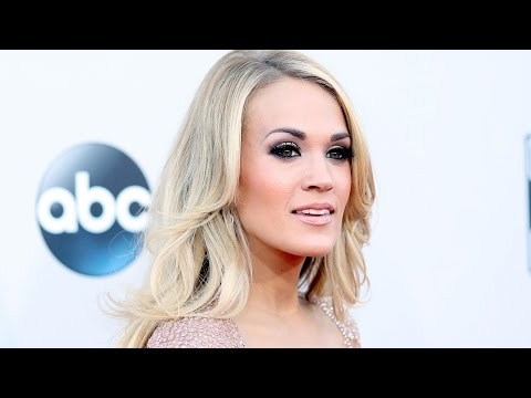 Carrie Underwood Reveals Her Least Favorite Body Part
