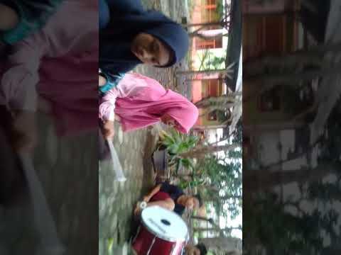 Drumband Lagu Wali TOMAT(TOBAT MAKSIAT)