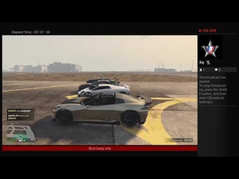 "LilComedian195 GTA 5 ""SHOOT OUT THE ROOF"""