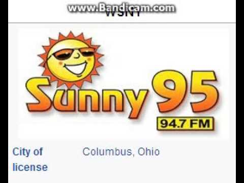 "25 Days of Christmas Radio EXTRA - WSNY 94.7: ""Sunny 95"" Columbus, OH TOTH ID 8pm ET--12/15/15"