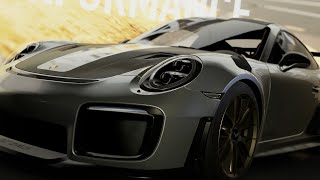 Forza Motorsport 7 on Xbox One X Gameplay: Dubai in a Porche (4K 60fps)