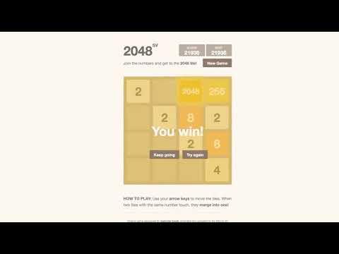 Биткоин 2048