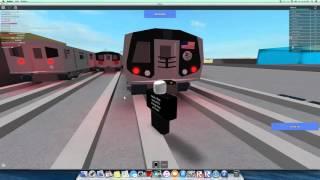 ROBLOX Train Simulator UPDATE!