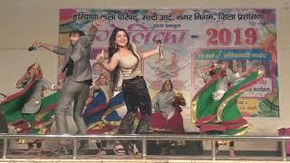 BAHU KALE KI LIVE DANCE | AK JATTI | Gajender Phogat | Ajay Hooda