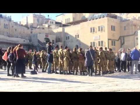 Israeli army Joy