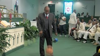 Bouncing Back - Pastor Rev. Timothy Flemming