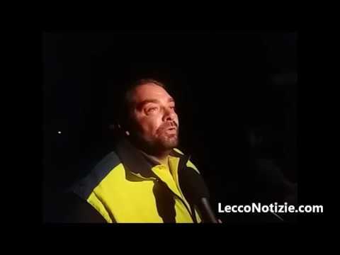 LECCONOTIZIE - Viadotto crollato, il capo cantiere: