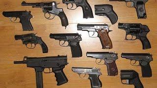 Обзор игрушечного оружия