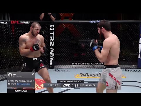 UFC Fight Night 186: Rozenstruik vs Gane – Highlights