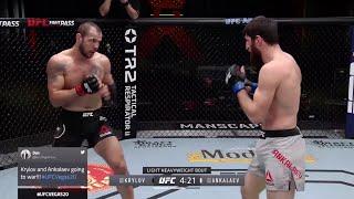 Лучшие моменты турнира UFC Вегас 20