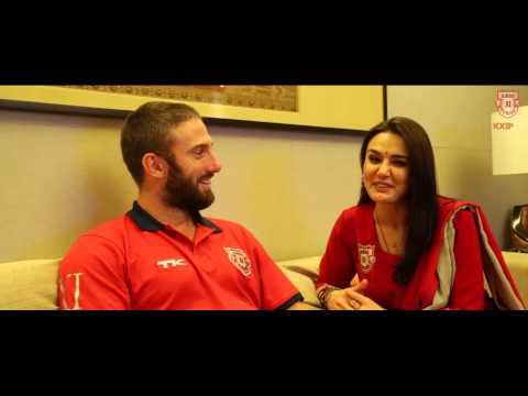 Preity Zinta interviews Shaun Marsh | KXIP | KingsXIPunjab | IPL thumbnail