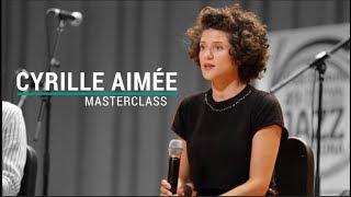 Masterclass amb Cyrille Aimée - Cicle Liceu Jazz