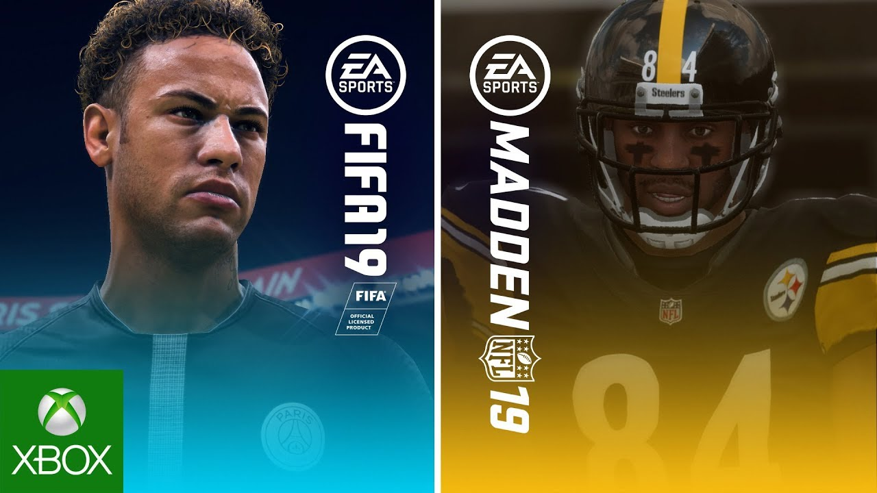 Madden NFL 19 & FIFA 19 – Score More Football for One Great Price