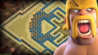 Clash of Clans - INSANE TROPHY BASE! Townhall 10 (TH10) Trophy/Clan War BASE!