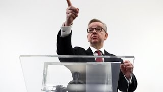 Michael Gove: U.K. Voted for Change With Brexit, I am Going to Deliver It