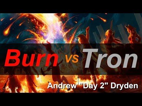 Burn vs Tron Ep.18 Pt.2 Modern MTG Gameplay January 2019 (Day 2) Mp3