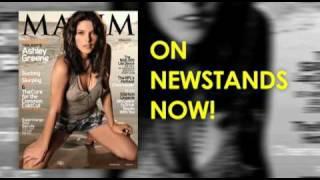 Ashley Greene: Maxim Cover Shoot 2009