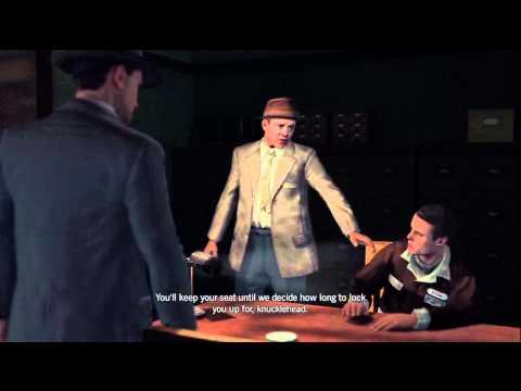 LA Noire Walkthrough Case 17 The Gas Man Part 5 of 5