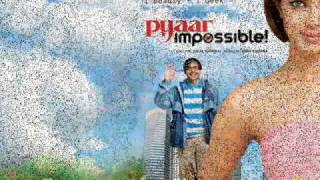 ALISHA- pyaar impossible full song with lyrics ( EXCLUSIVE) [HQ]