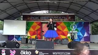 III РОК - ФЕСТИВАЛЬ посвященный памяти Виктора Цоя в Парке КиО. Сибай.