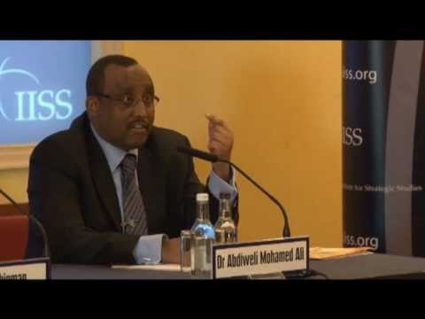A moment of opportunity in Somalia? Dr Abdiweli Mohamed Ali, Prime Minister of Somalia