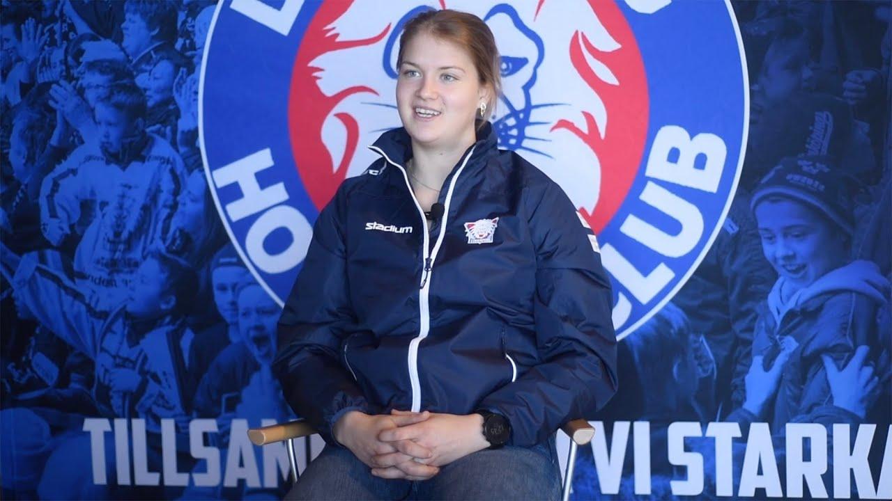 Jessica Adolfsson vänder hem till Cluben