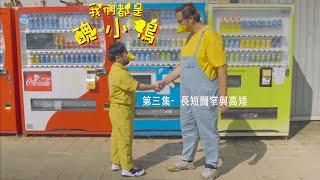 """【我們都是醜小鴨🐥】第三集  """"Length, width and height"""" -長短闊窄與高矮"""