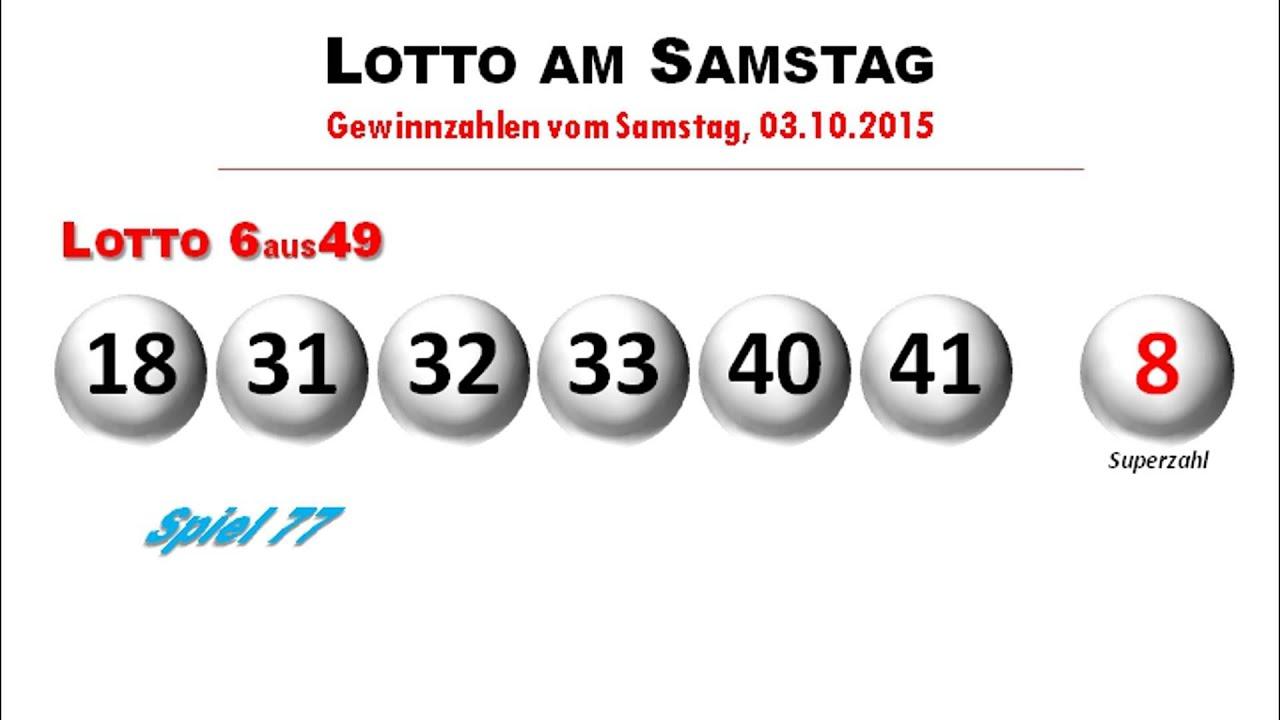 lotto.de aktuelle zahlen