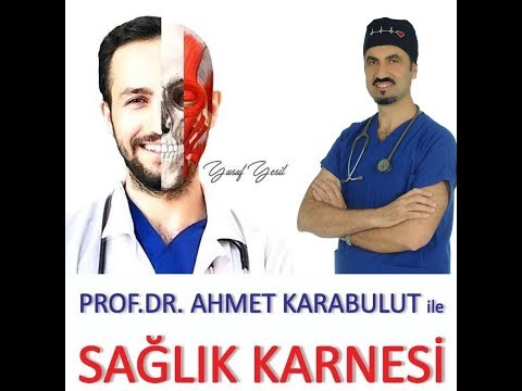 YAPAY ZEKANIN SAĞLIKTA UYGULAMA ALANLARI - DR YUSUF YEŞİL - PROF DR AHMET KARABULUT