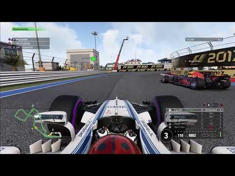F1 2017 -  Russia - Banter Racing League