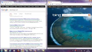 [PCI] Perbandingan Query Google dan Query Bing, 2-12