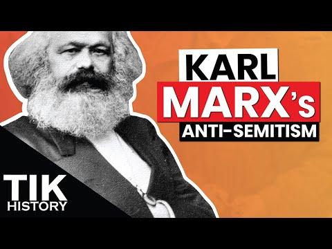 Karl Marx's Anti-Semitism