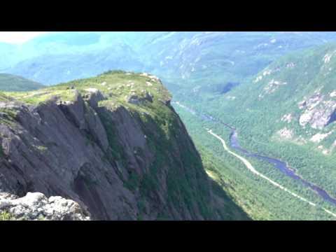 Hautes-Gorges de La Malbaie, Québec