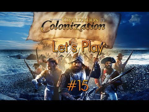 Part 15 - Sid Meier's Civilization 4 Colonization (English / Washington / Pilgrim) |