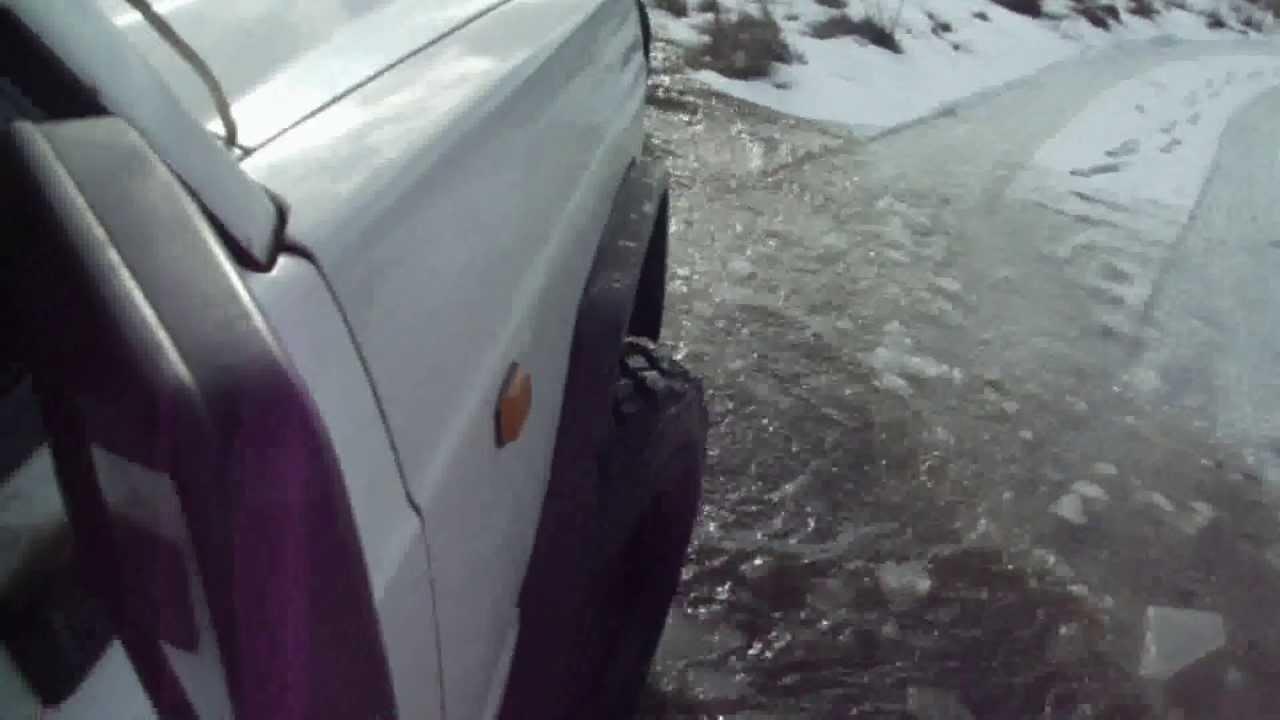 Печка Лада Гранта VS Ледяной дождь