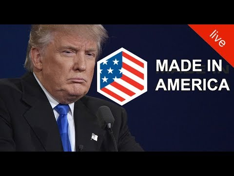 WATCH: President Donald Trump hosts a Made in America showcase Event at the White House 7-17-17