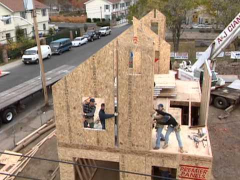 How to Frame a Roof - Habitat for Humanity - Bob Vila eps.1903